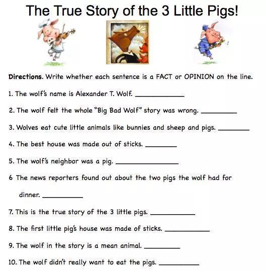 3 little pig