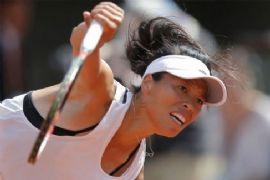 法網賽:謝淑薇爆冷贏英國好手康塔